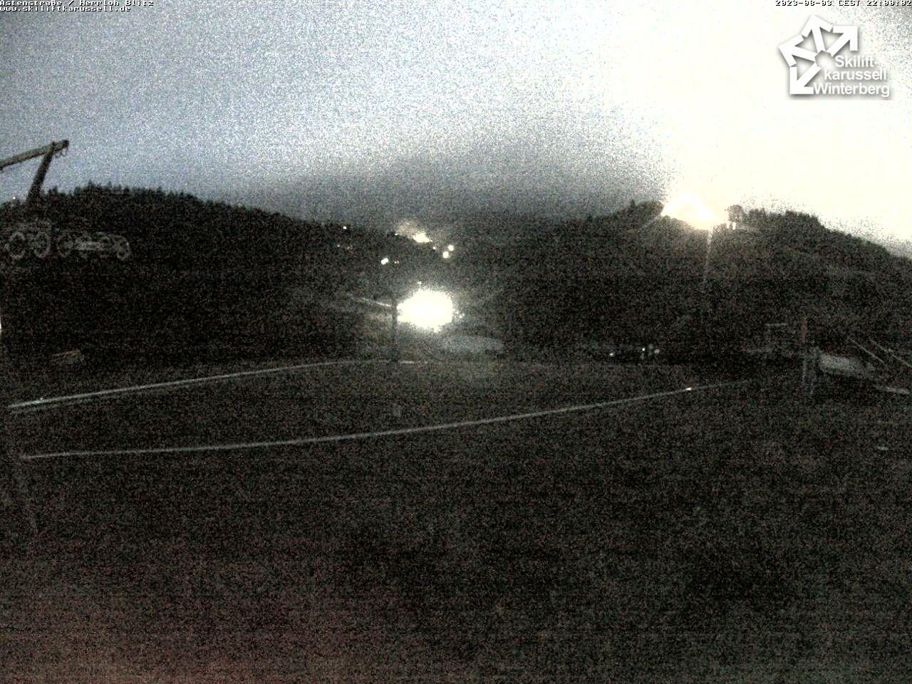 Skiliftkarussell Astenstrasse Winterberg Webcam