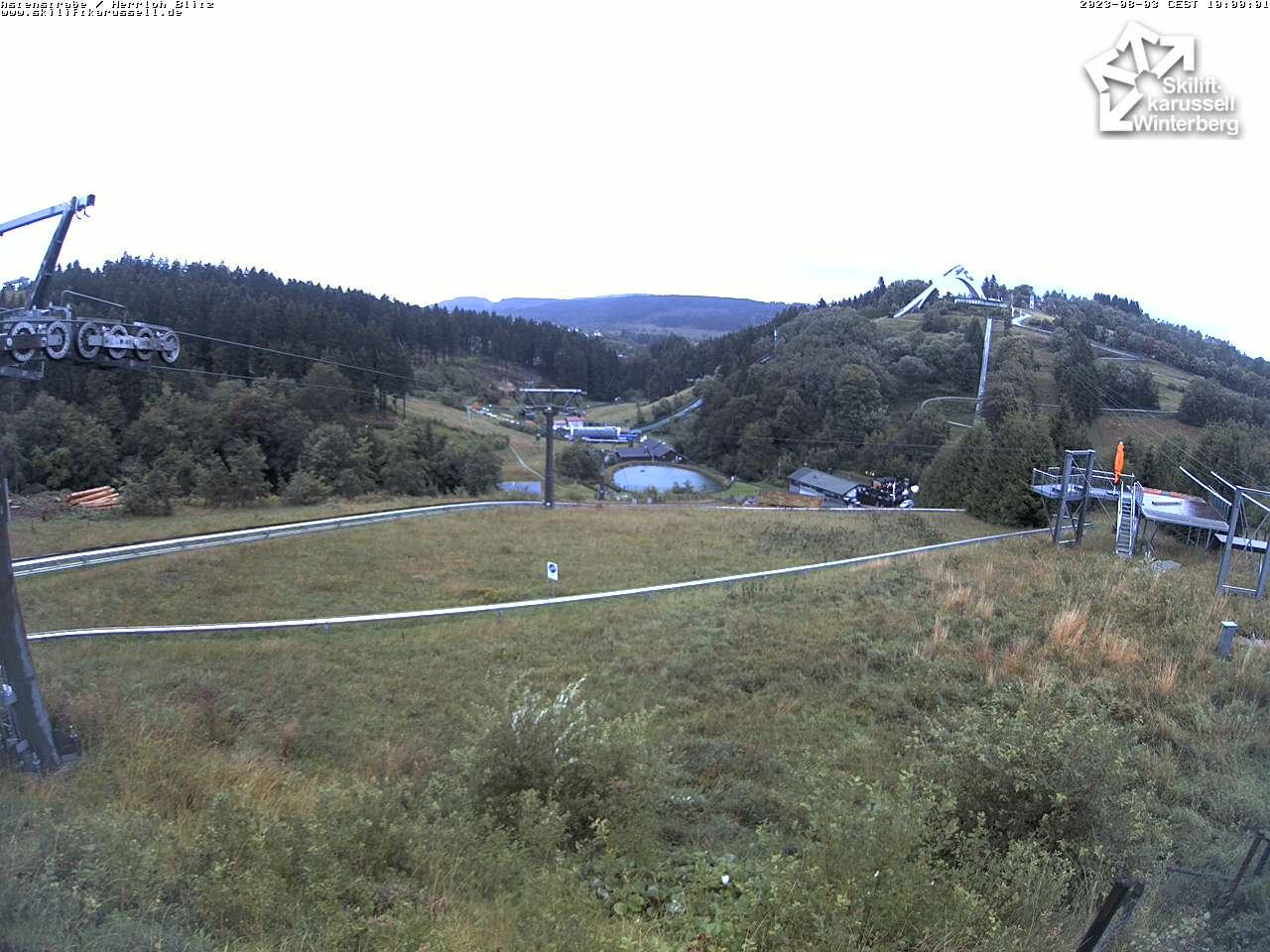 Webcam Astenstraße - Skilifkarussell Winterberg
