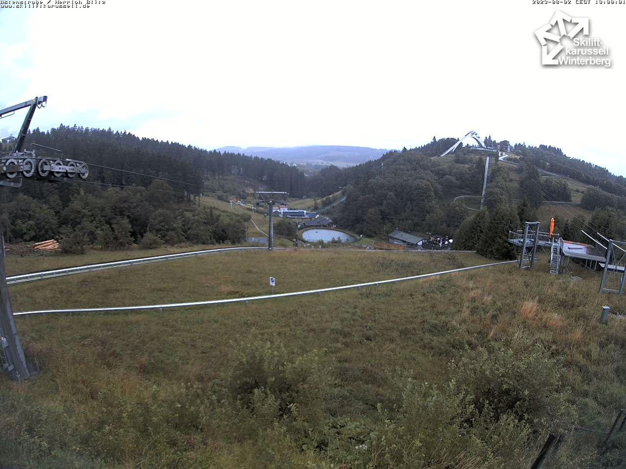 Webcam Astenstraße - Skiliftkarussell Winterberg