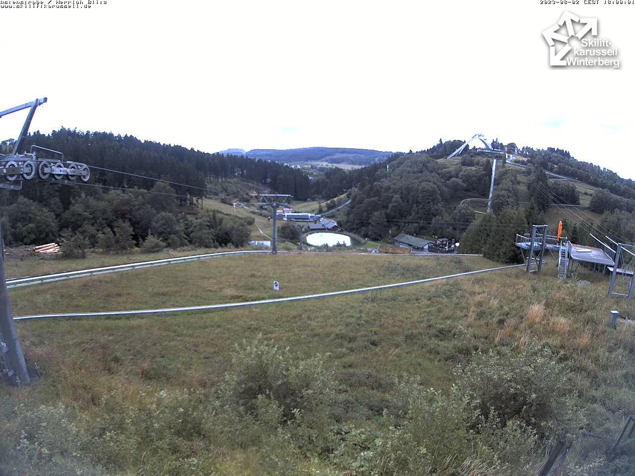 Webcam Winterberg - Skilift Astenstrasse