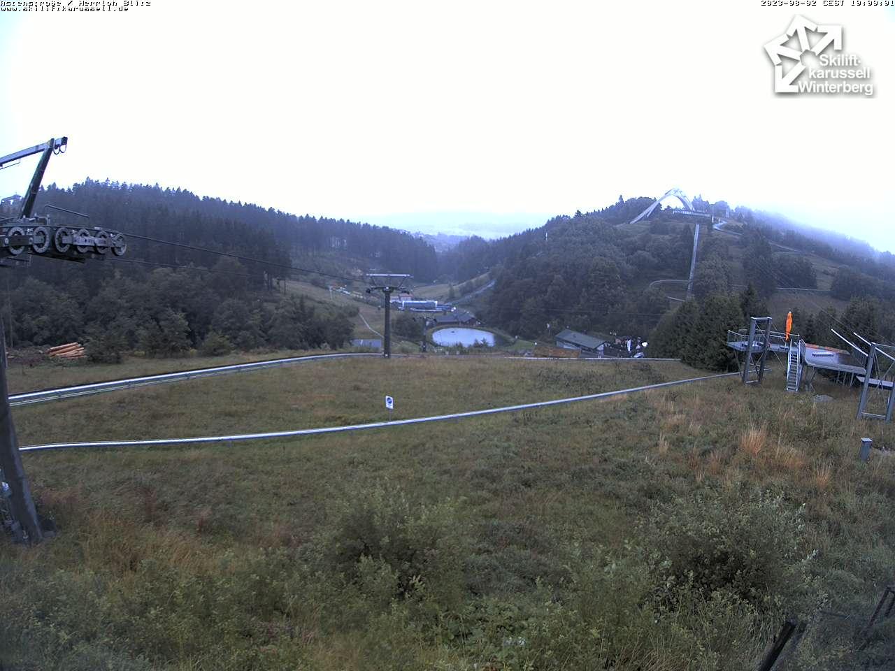 Webcam Skigebied Winterberg Astentrasse - Sauerland