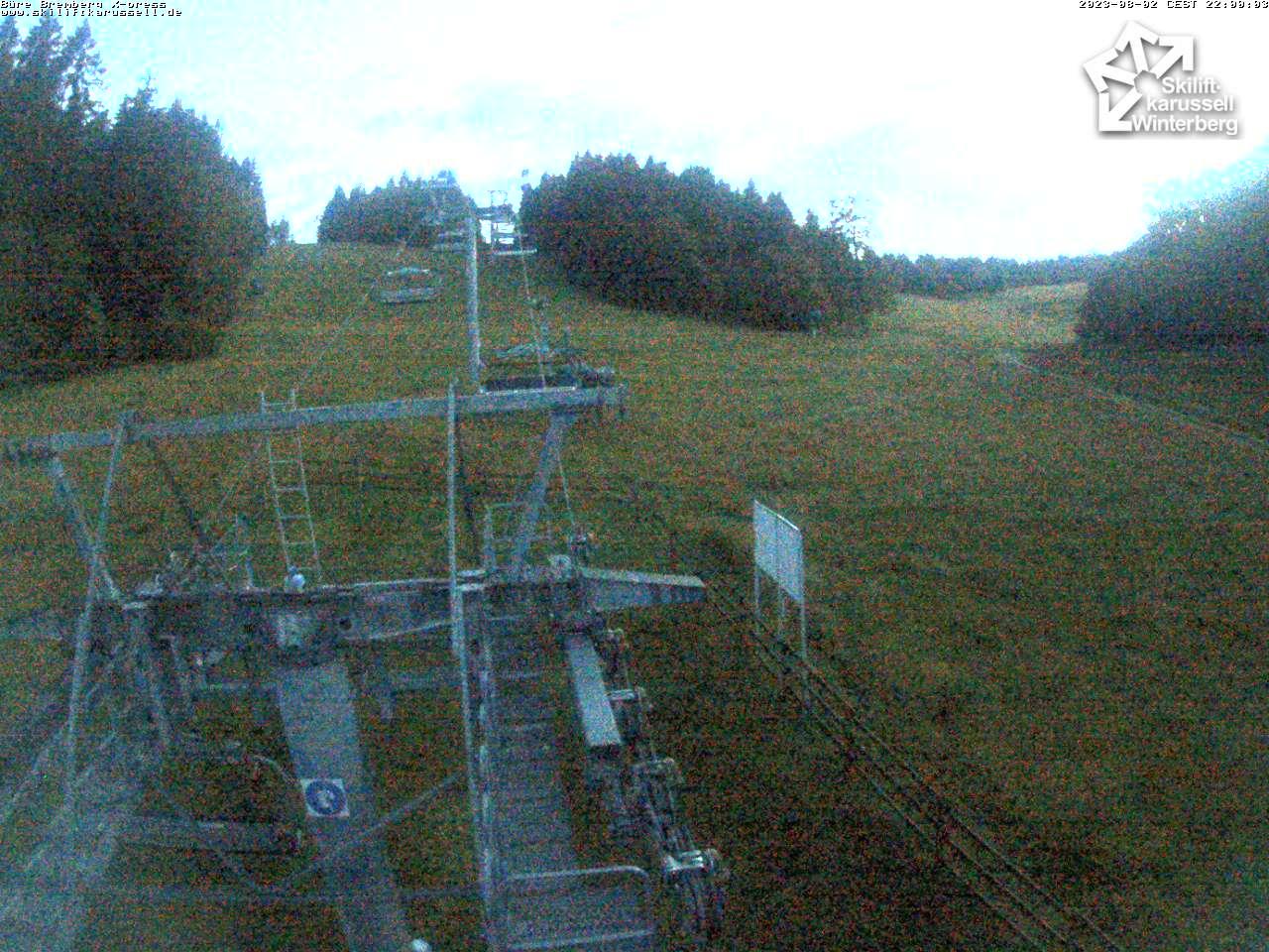 Skiliftkarussell Winterberg - Webcam 6