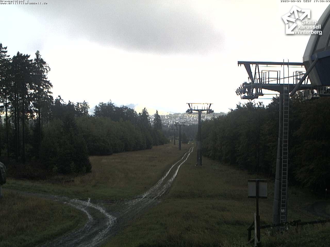 Webcam Winterberg - Skilift Brembergkopf