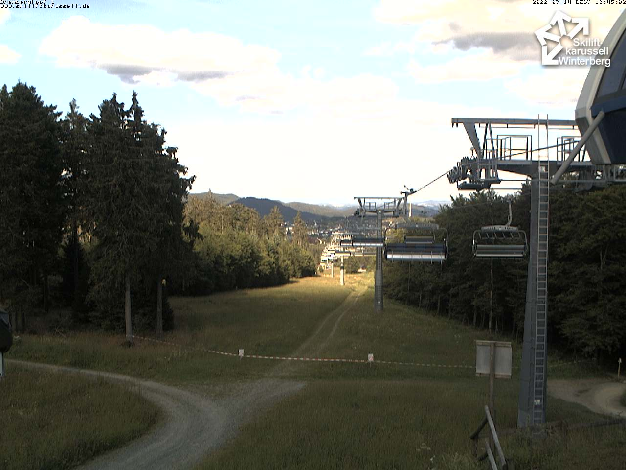 Webcam Skigebiet Winterberg Brembergkopf - Sauerland