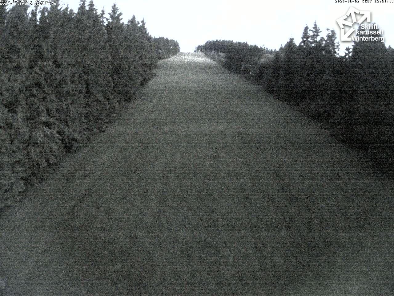 Webcam Bremberglift - Skiliftkarussell Winterberg