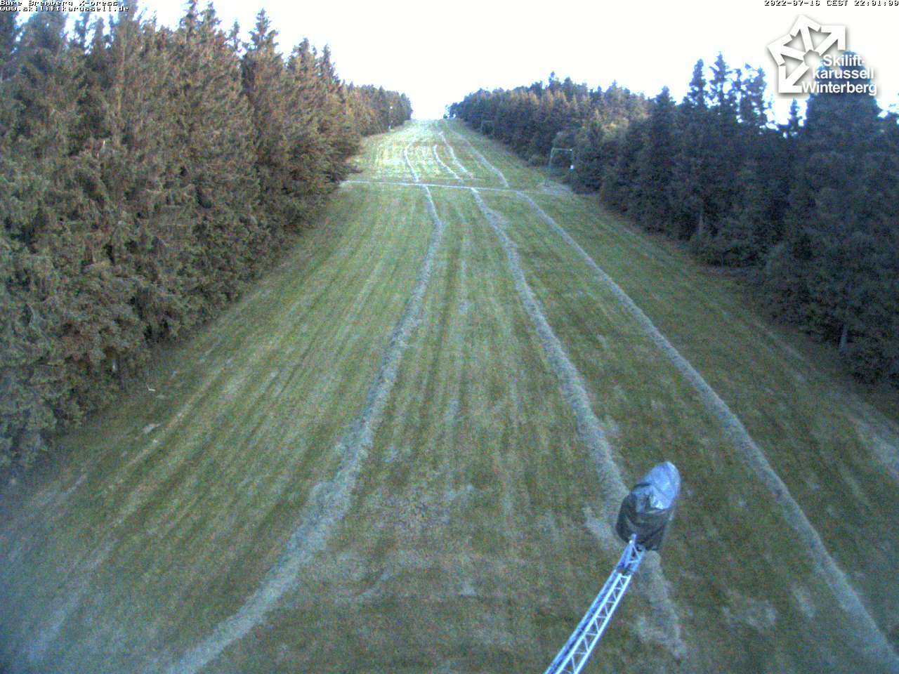 Webcam Bremberglift - Skilifkarussell Winterberg
