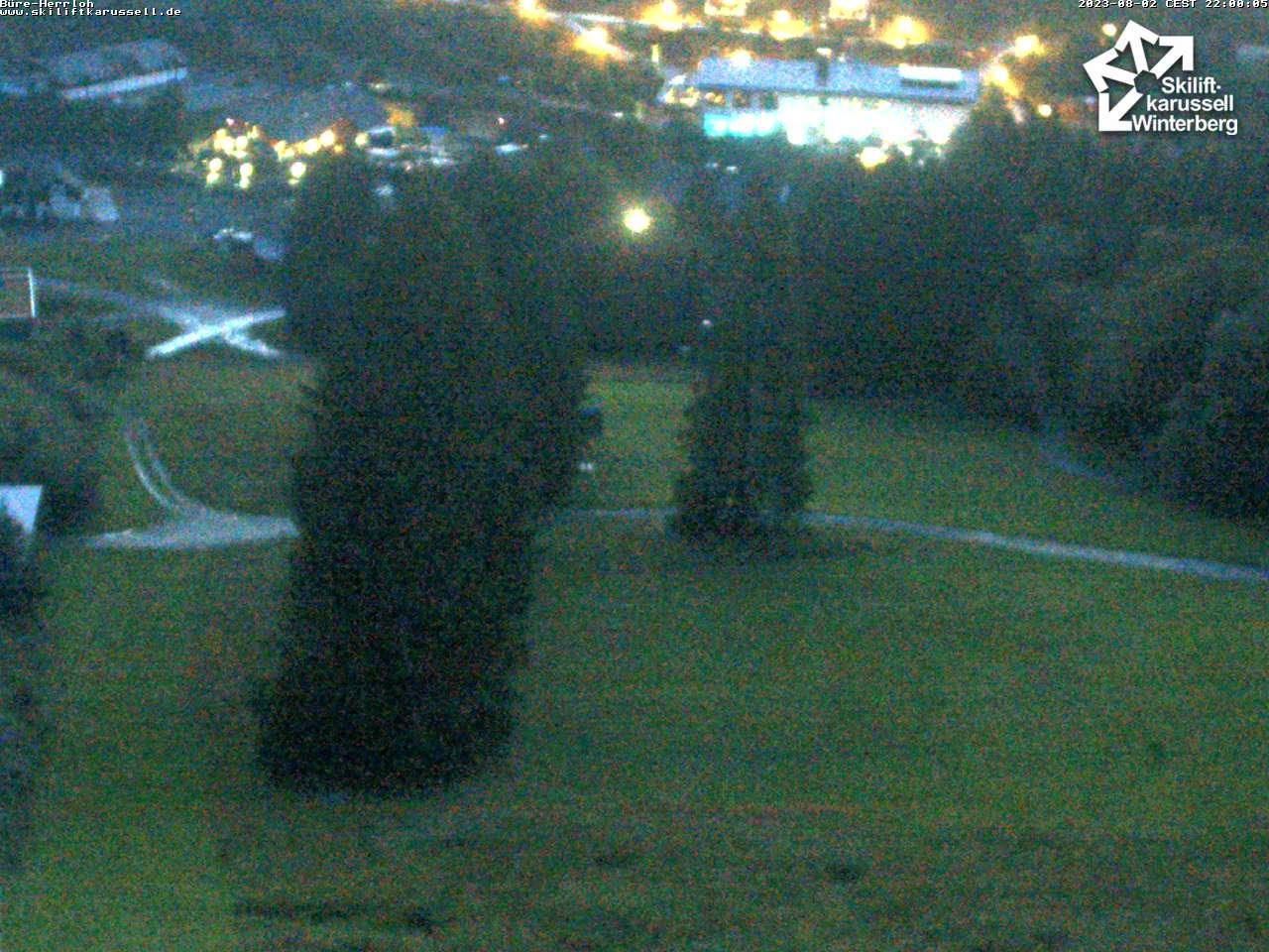 Webcam Büre-Herrloh - Skiliftkarussell Winterberg