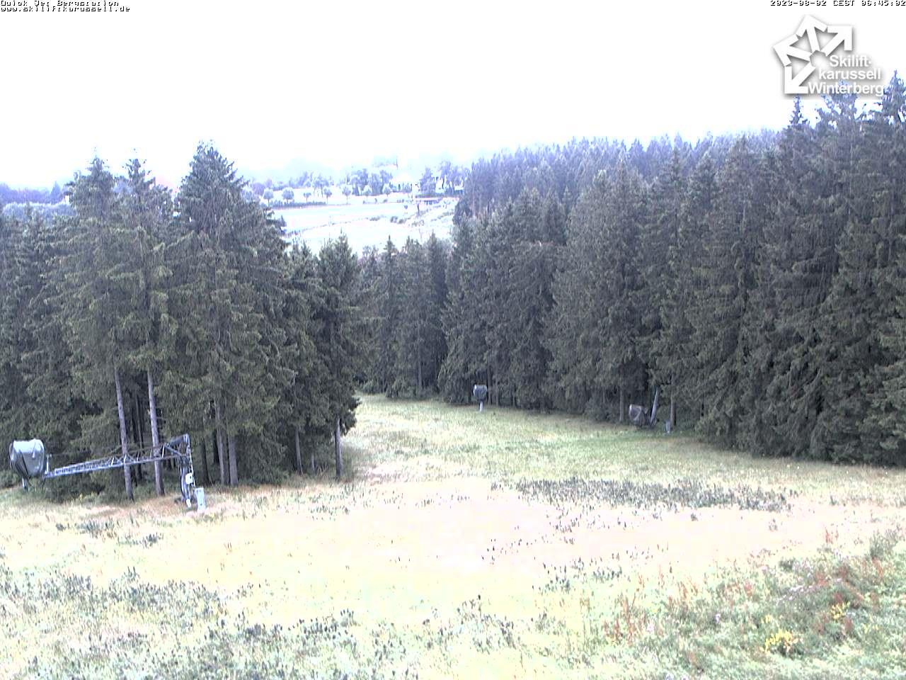 Webcam Sauerland - Skilift Quick Jet