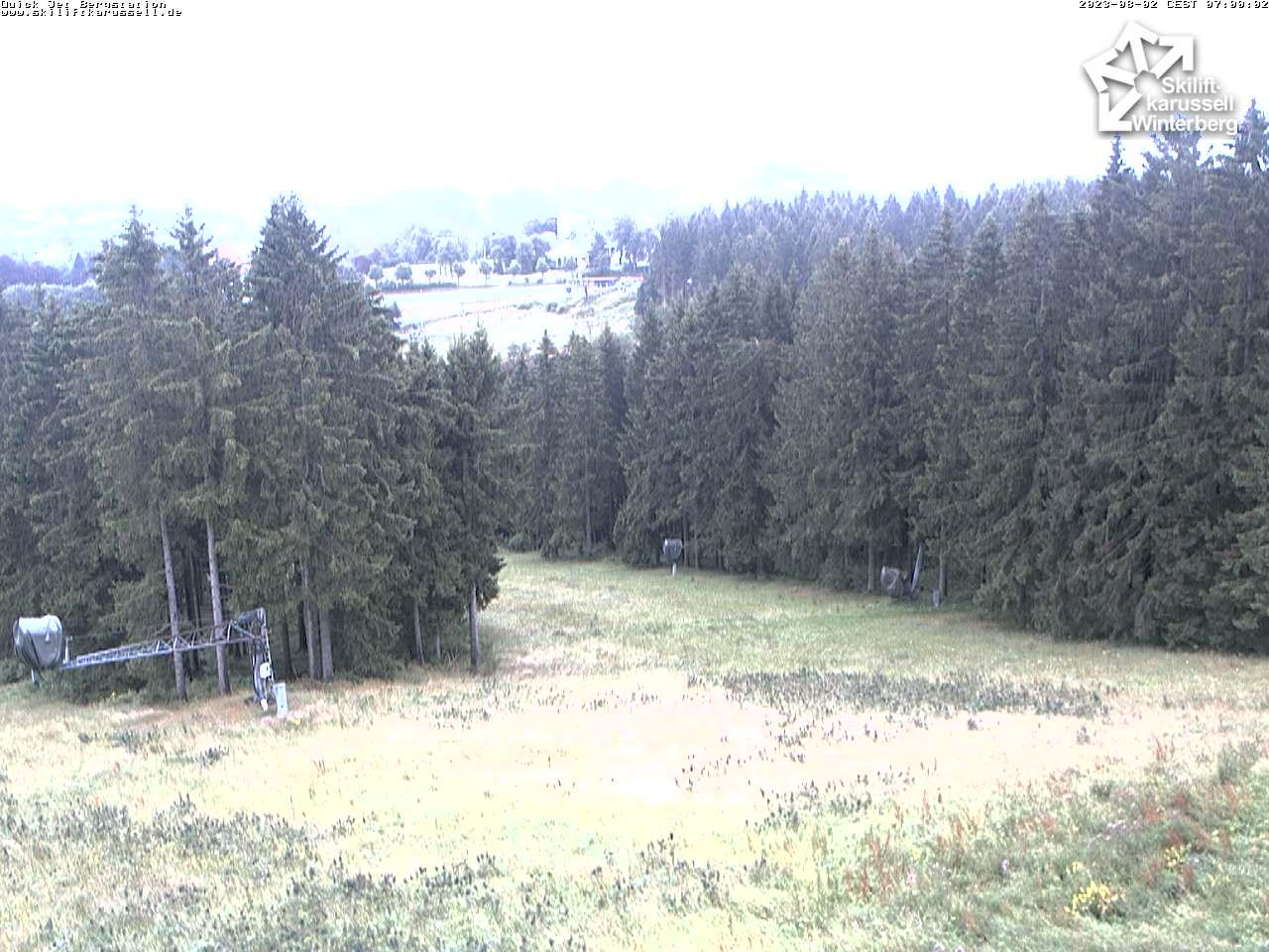 Webcam Skigebied Winterberg Sauerland