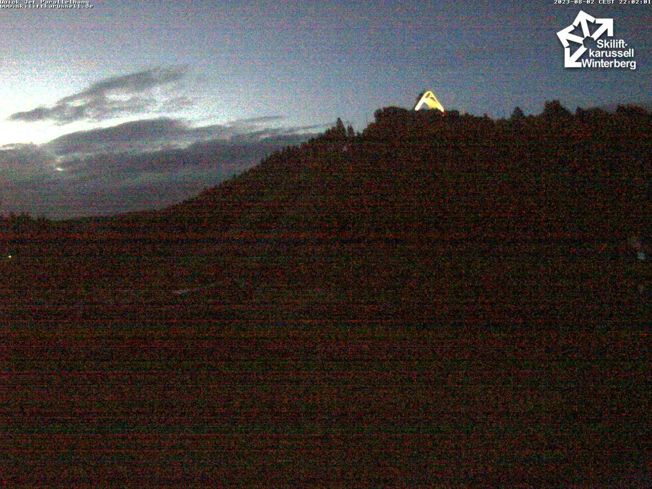 Webcam Quick Jet Parallelhang - Skiliftkarussell Winterberg