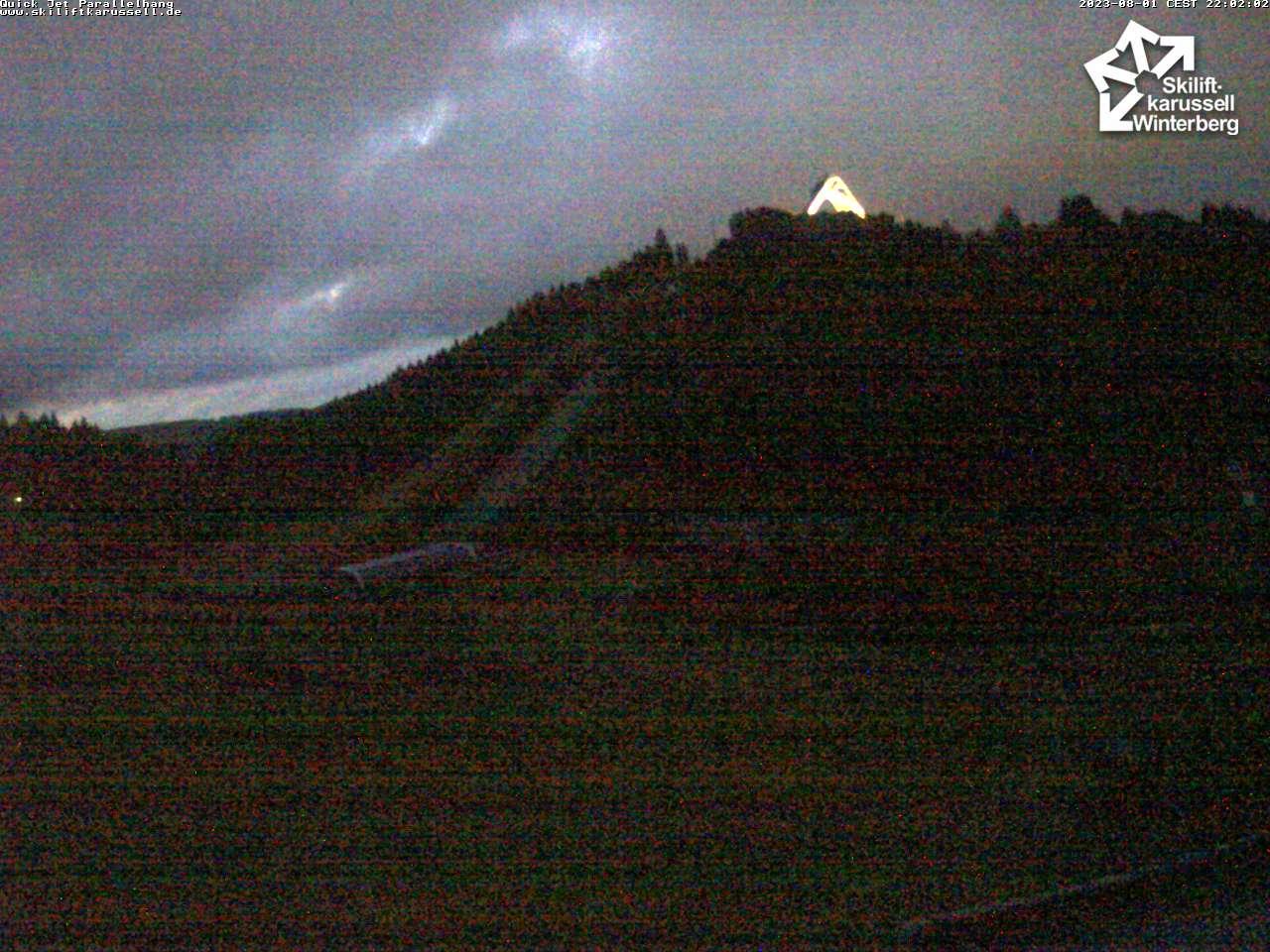 Webcam Quick Jet Parallelhang - Skilifkarussell Winterberg