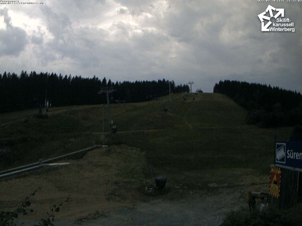 Webcam Skigebiet Brilon - Am Poppenberg cam 5 - Sauerland