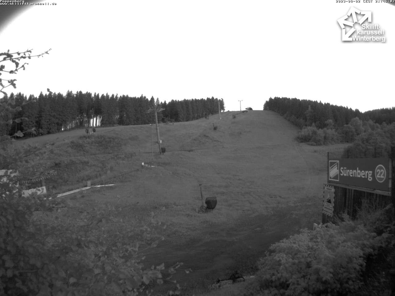 Webcam Skigebiet Winterberg Poppenberg - Sauerland