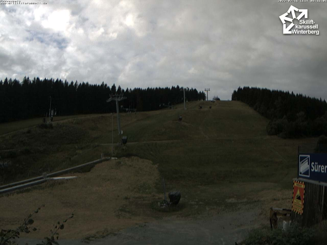 Webcam Ski Resort Brilon - Am Poppenberg cam 5 - Sauerland