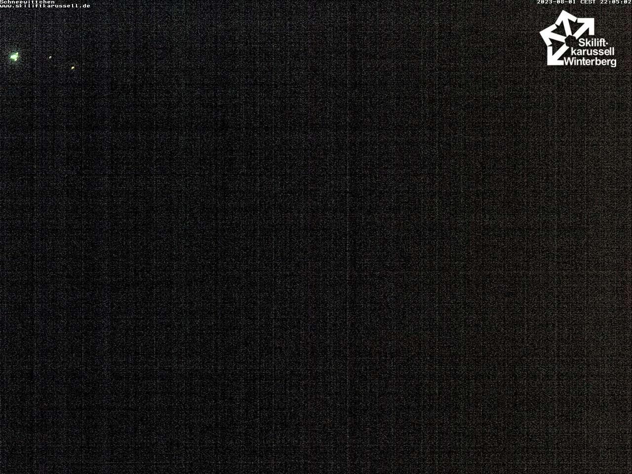 Webcam Schneewittchen - Skiliftkarussell Winterberg