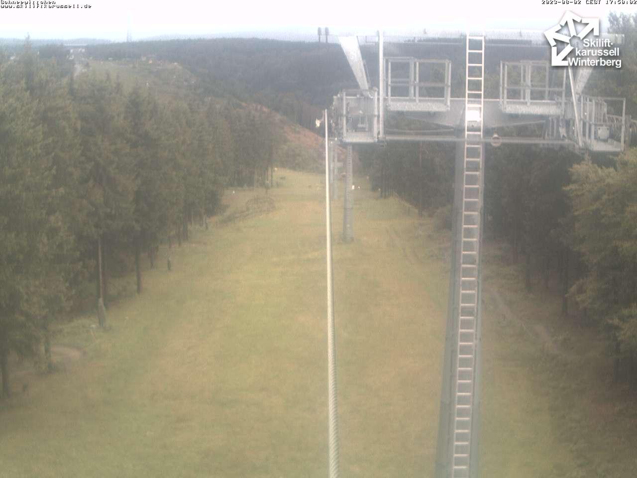 Webcam Winterberg - Schneewittchenhang