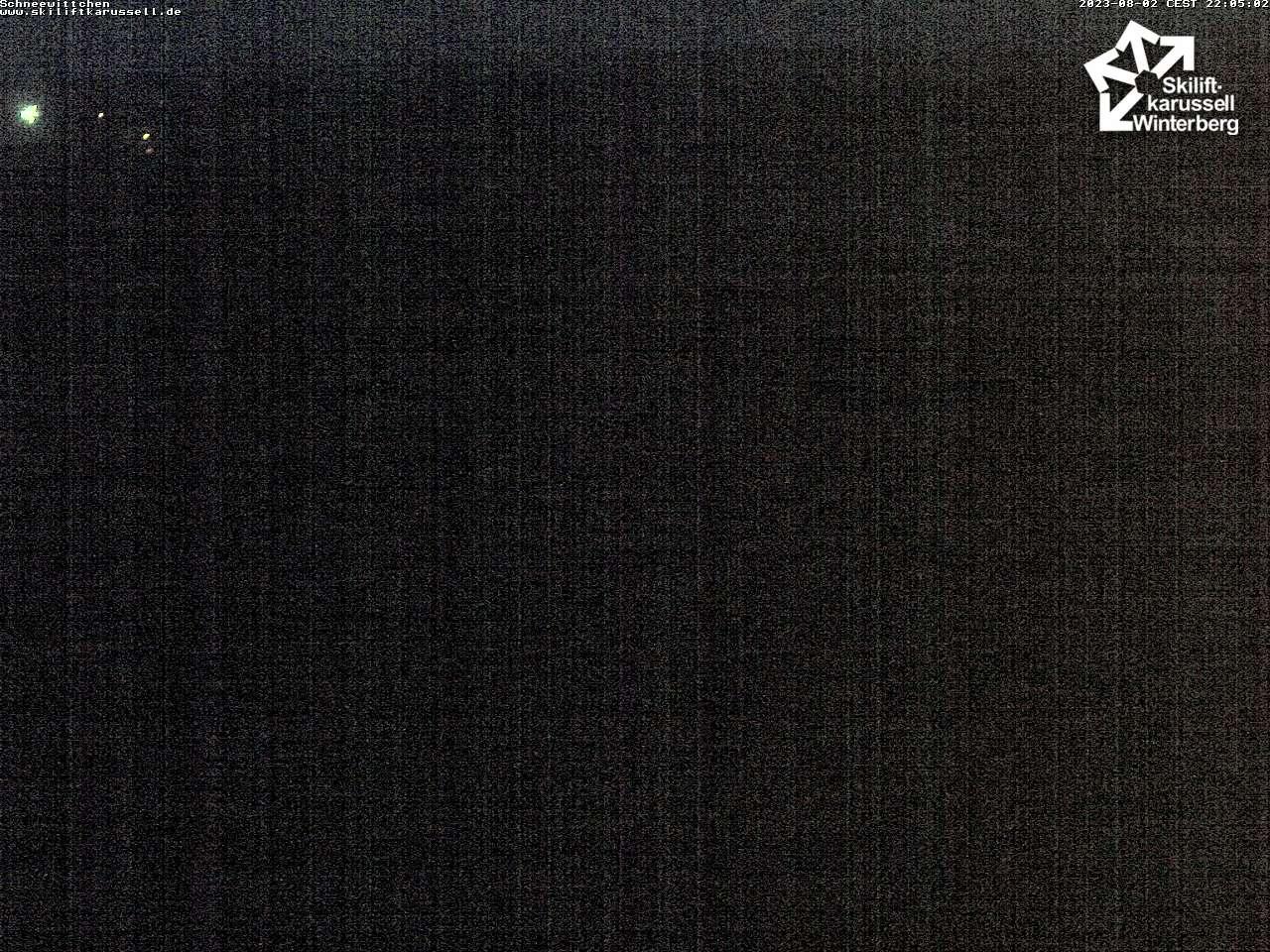 Webcam Schneewittchen - Skilifkarussell Winterberg