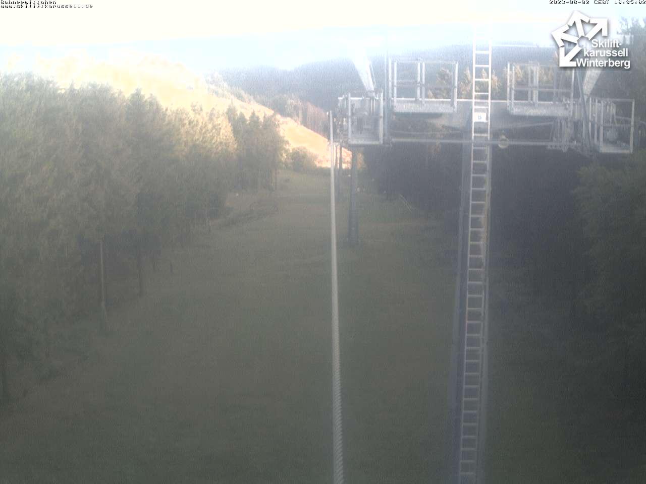 Skiliftkarussell Winterberg - Webcam 7