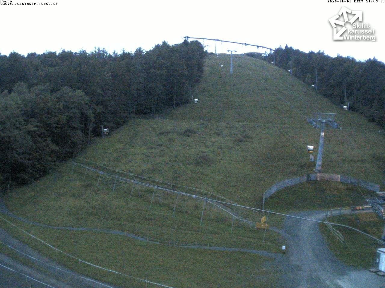 Webcam Sauerland - Slalomhang