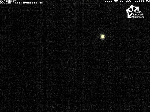 Webcam Winterberg - Sesselbahn Sürenberg